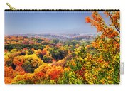 Autumn Over The Rolling Hills Carry-all Pouch