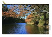 Autumn Paddle On The Quinnebaug  Carry-all Pouch