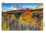 Autumn Pass Carry-all Pouch