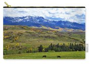 Autumn Pastural Setting Carry-all Pouch