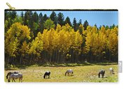 Autumn Pasture Carry-all Pouch