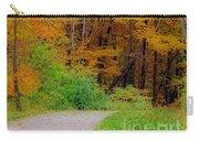 Autumn Peak Colors Carry-all Pouch