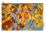 Autumn Petals Carry-all Pouch