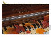 Autumn Piano 1 Carry-all Pouch