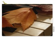 Autumn Piano 12 Carry-all Pouch