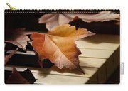 Autumn Piano 13 Carry-all Pouch