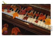 Autumn Piano 7 Carry-all Pouch