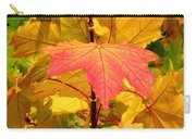 Autumn Pigmentation Carry-all Pouch