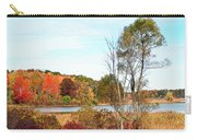 Mendon Ponds In Autumn Carry-all Pouch