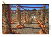 Autumn Pumpkin Patch Carry-all Pouch by Joann Vitali