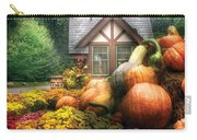 Autumn - Pumpkin - This Years Harvest Was Awesome  Carry-all Pouch
