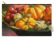 Autumn Pumpkins Carry-all Pouch