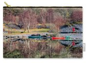 Autumn Reflections Carry-all Pouch by Adrian Evans