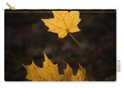 Autumn Remnant Carry-all Pouch