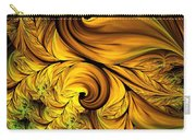 Autumn Returns Abstract Carry-all Pouch