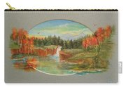 Autumn Reverence Carry-all Pouch
