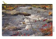 Autumn River Carry-all Pouch by Joann Vitali