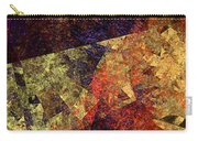 Autumn Road Carry-all Pouch by Andee Design
