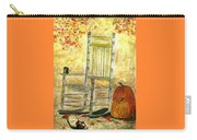 Autumn Rocks Carry-all Pouch