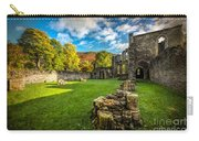 Autumn Ruins Carry-all Pouch by Adrian Evans