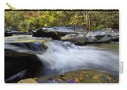 Autumn Rushing Water Carry-all Pouch
