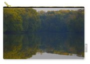 Autumn Shell Rock Panel 3 Carry-all Pouch