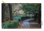 Autumn Side Walk Carry-all Pouch