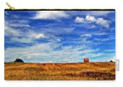 Autumn Sky Impasto Carry-all Pouch