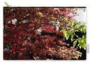 Autumn Snowball Bush Carry-all Pouch