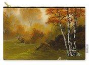 Autumn Splendor Carry-all Pouch by C Steele