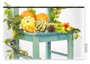 Autumn Still Life Chair Carry-all Pouch