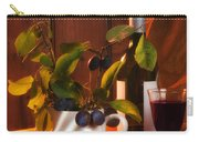 Autumn Still Life Carry-all Pouch by Amanda Elwell
