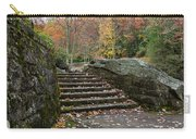 Autumn Stone Staircase Carry-all Pouch