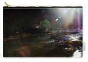 Autumn Sunburst Carry-all Pouch