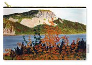 Autumn Sunset On The Hills Carry-all Pouch