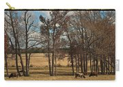 Autumn Texas Pasture Carry-all Pouch