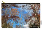 Autumn Trees And Heaven Carry-all Pouch