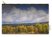 Autumn Trees In A Row Carry-all Pouch
