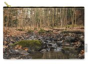 Autumn Tributary Path Carry-all Pouch