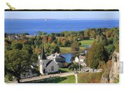 Autumn View On Mackinac Island Carry-all Pouch
