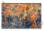 Autumn Vineyard Sunlight Carry-all Pouch