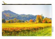 Dry Creek Valley Vineyards, California Carry-all Pouch