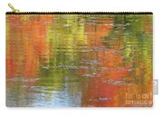 Autumn Water Colors Carry-all Pouch
