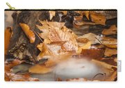 Autumn Water Eddy Carry-all Pouch