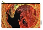 Autumn Waves Carry-all Pouch by Andee Design
