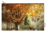 Autumn - Westfield Nj - I Love Autumn Carry-all Pouch