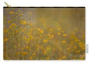 Autumn Wildflowers  Carry-all Pouch