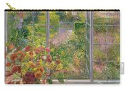 Autumn Windows Carry-all Pouch by Timothy  Easton