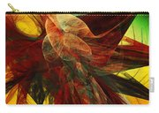 Autumn Wings Carry-all Pouch