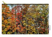 Autumnal Foliage Carry-all Pouch
